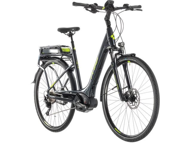Cube Kathmandu Hybrid Pro 500 E-trekkingcykel Easy Entry grå (2019) | City-cykler